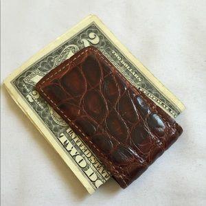 Other - Alligator Money Clip